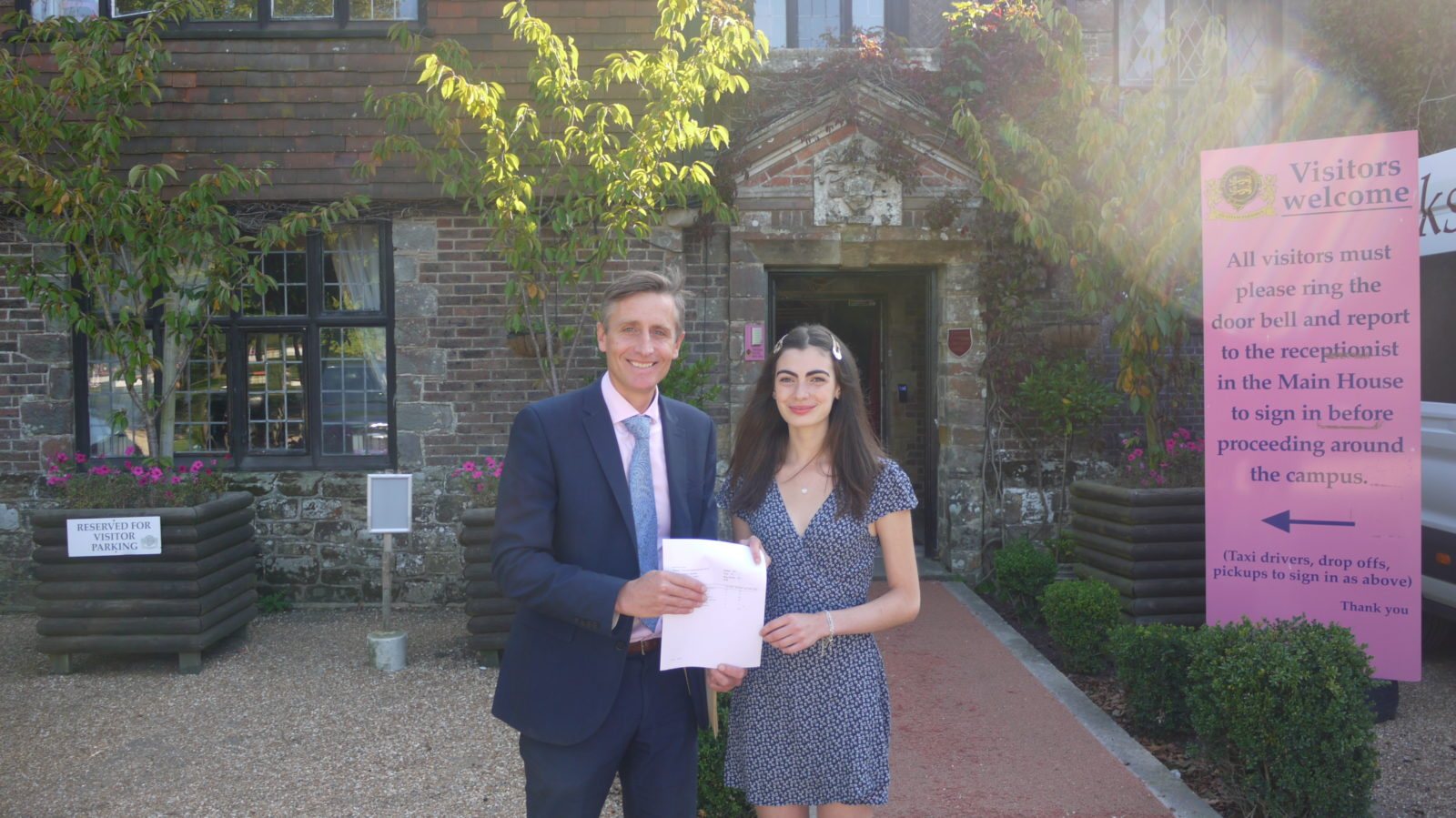 Results Day: Buckswood's best GCSE results to date!